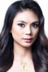 PIAT CAGAYAN VALLEY -Anna Mae Cagurangan is a contestant of Miss Philippines Earth 2016