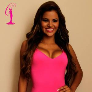 Priscila Howard is a contestant of Miss Peru 2016