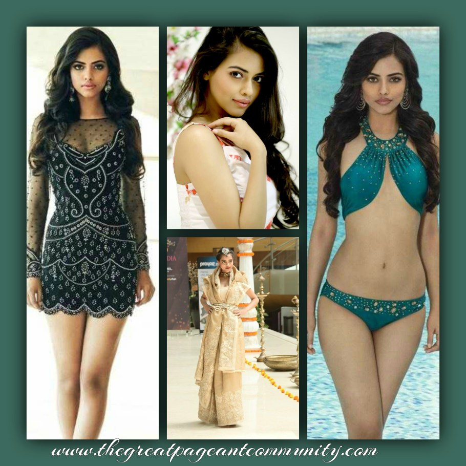 Priyadharshini Chatterjee is one of favorites for Femina Miss India 2016