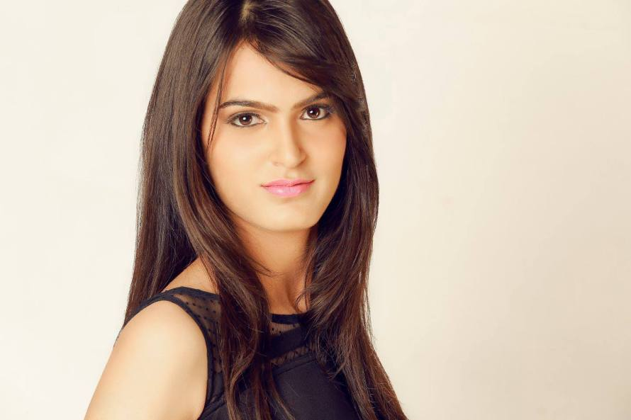Rushali Yadav is a contestant of Campus Princess 2016