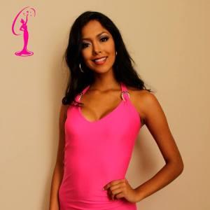 Solymar Camasca is a contestant of Miss Peru 2016