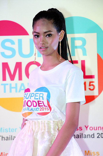 Thanaporn Srilathep is representing Thailand at Supermodel International 2016