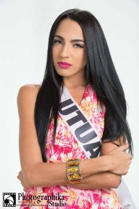 Utuado is a contestant of Miss Mundo de Puerto Rico 2016