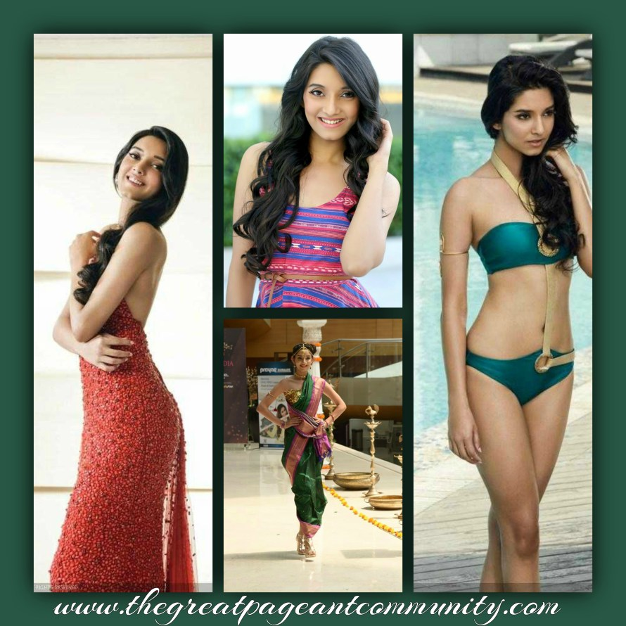 Vaishnavi Patwardhan is one of favorites for Femina Miss India 2016