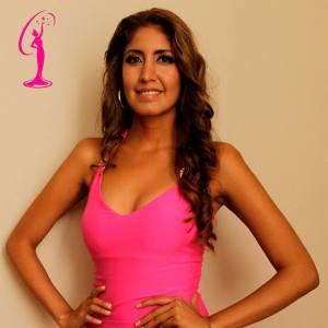 Vania Farfan is a contestant of Miss Peru 2016