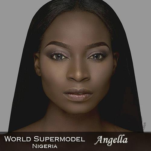 World Supermodel Nigeria - Angella is a contestant at World Supermodel 2016