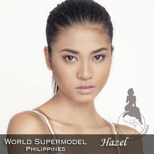 World Supermodel Philippines - Hazel is a contestant at World Supermodel 2016