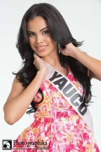 Yauco is a contestant of Miss Mundo de Puerto Rico 2016