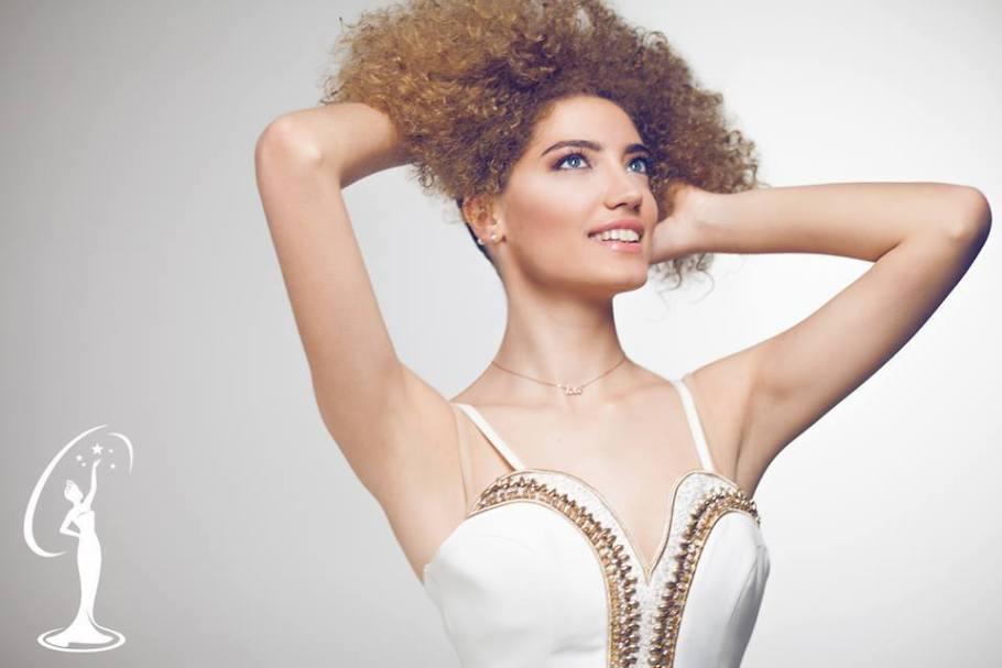 Lindita Idrizi is a contestant of Miss Universe Albania 2016