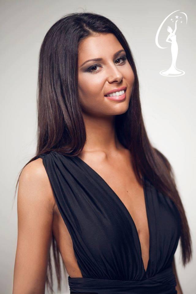 Kosovare Neziri is a contestant of Miss Universe Albania 2016