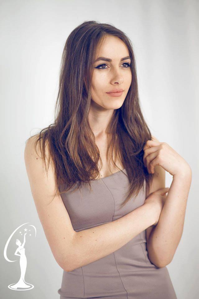 Niki Bektashi is a contestant of Miss Universe Albania 2016