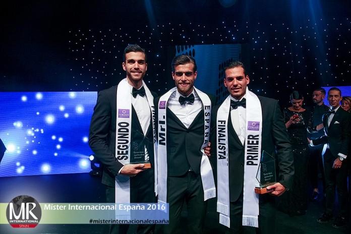 Daniel Rodriguez is Mister International Spain 2016