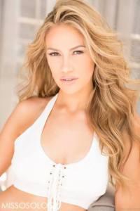 Miss Texas USA 2016, Daniella Rodriguez