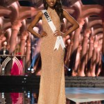 Victoria Wiggins, Miss Kansas USA competes during the evening gown competition at Miss USA 2016 preliminary show