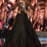 Leah Lawson, Miss South Carolina USA competes during the evening gown competition at Miss USA 2016 preliminary show
