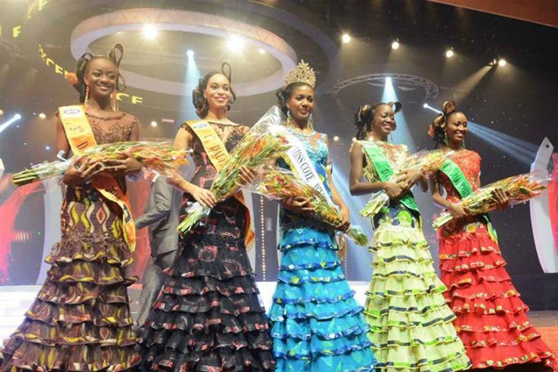 Esther Memel crowned Miss World Cote D'Ivoire 2016