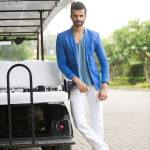 Gaurav Save is a contestant of Gladrags Megamodel Manhunt 2016