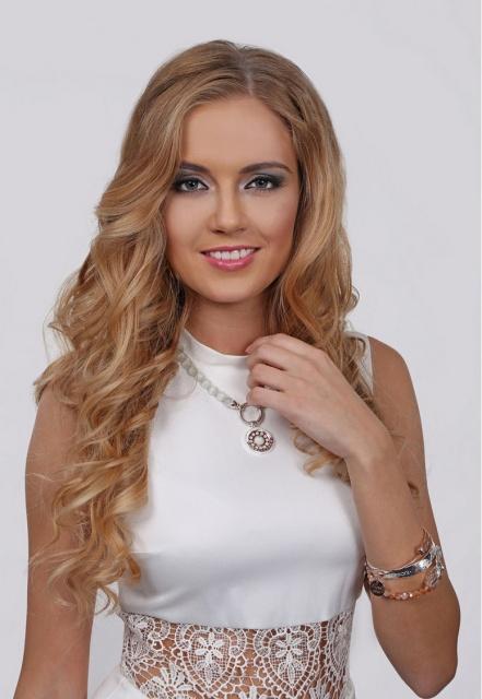 Katarzyna Włodarek  is Miss Polonia 2016 Contestants