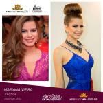 Mariana Vieira is representing MINAS GERAIS at Miss Mundo Brasil 2016