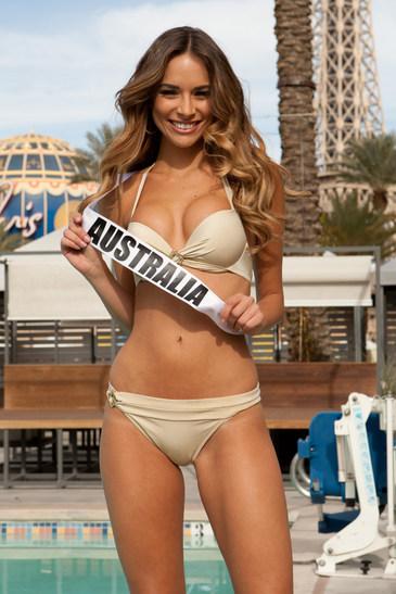 Meet Miss Universe Australia 2016 Contestants