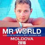 Anatolie Jalba Mr Moldova, will represent Moldova at Mr World 2016