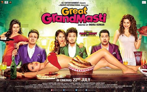 Urvashi Rautela in Great Grand Masti