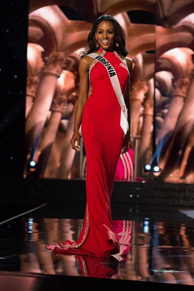 Desi Williams, Miss Virginia USA 2016 is one of our favorite to win Miss USA 2016 pageant in Miss USA Final Hotpicks