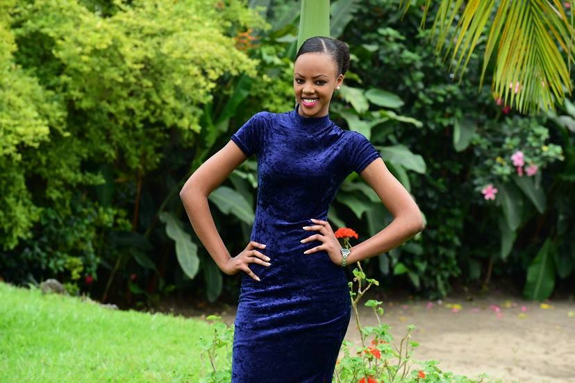 Mutesi Jolly will be Rwanda's 1st contestant to Miss World