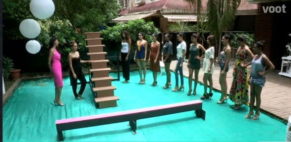India's Next Top Model Season 2 Episode 2