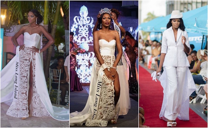Ashley Hamilton is Miss World Bahamas 2016
