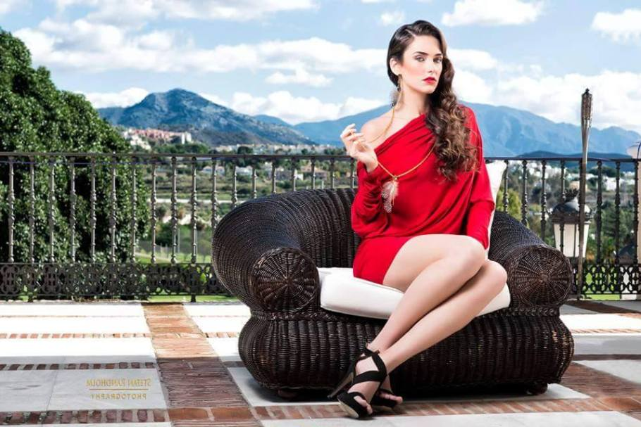 Adriana Sanchez Riv is Miss Grand Spain 2016