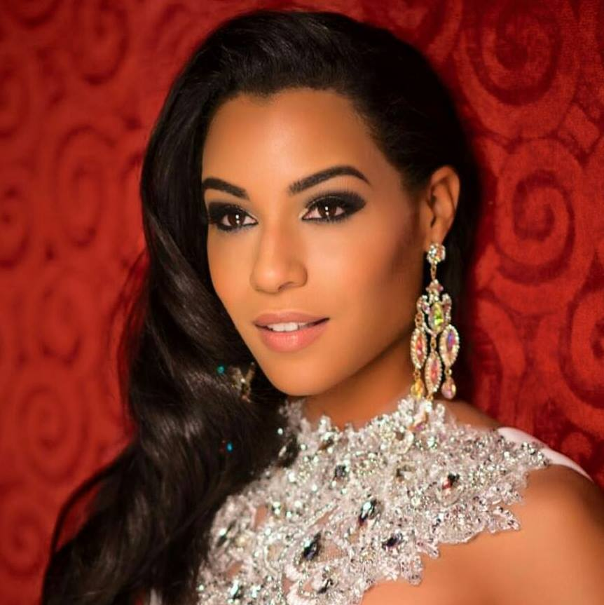 Sharlene Radlein has lost her crown as Miss Universe Jamaica