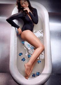 Natasha Bharadwajj in Swimsuit, Miss Diva 2016 Swimsuit