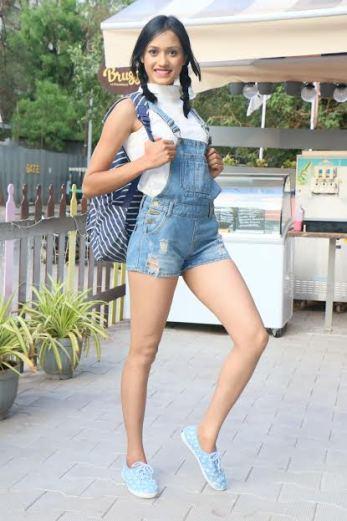 Priyanka Kumari, Miss TGPC 2016 Contestants