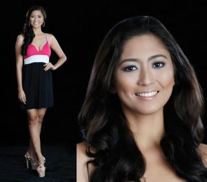 Kristine Lopez,is one of the Miss World Philippines 2016 Contestants