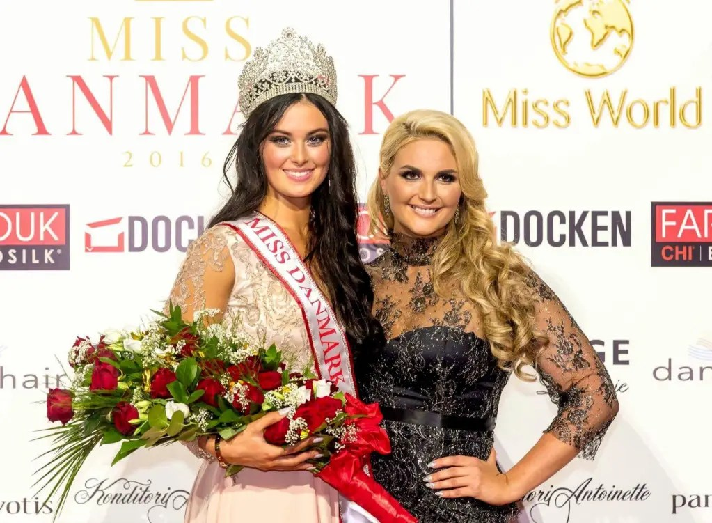 Helena Heuser won Miss Danmark 2016 will represent Denmark at Miss World 2016