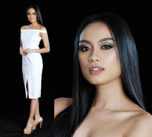 Ivanna Pacis,is one of the Miss World Philippines 2016 Contestants