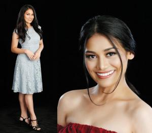 Vinnie Camille Quiangco,is one of the Miss World Philippines 2016 Contestants