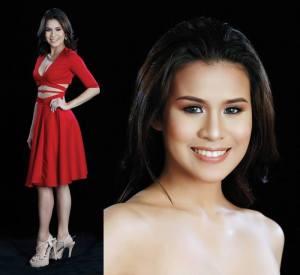 Shenna Zaldivar,is one of the Miss World Philippines 2016 Contestants