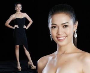 Jan Helen Villanueva,is one of the Miss World Philippines 2016 Contestants