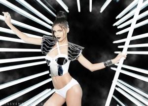 Miss Apure-Fernanda Konacri Zabián Rodríguez during Miss Venezuela 2016 Mid Length Photo Shoot