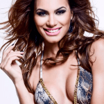 Taynara Gargantini is representing Brazil at Miss United Continents 2016