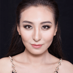 Jingyi Hen is representing China at Miss United Continents 2016