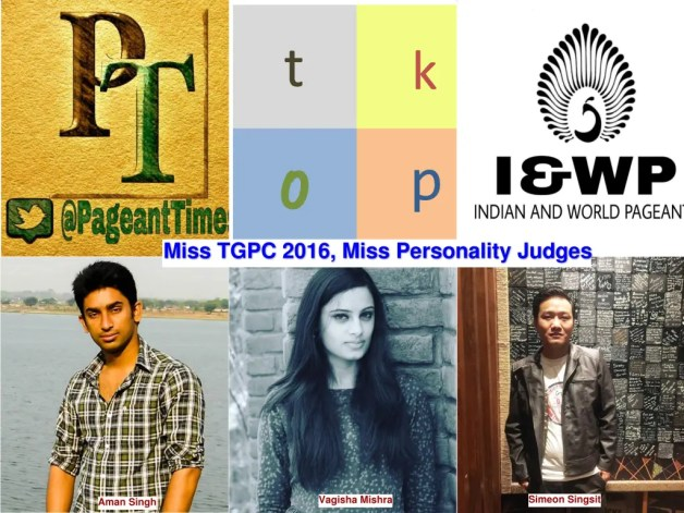 Miss TGPC 2016, Episode 3: Miss Personality [Videos]