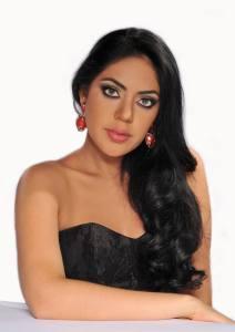 María Cecilia Drouet Contreras is representing Ecuador at Miss United Continents 2016