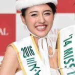 Jyunna Yamagata,Miss Japan is one of the Miss International 2016 contestants