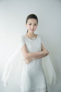 Sulin Ip,Miss Macau is one of the Miss International 2016 contestants
