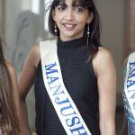 Manjusha Faugoo,Miss Mauritius is one of the Miss International 2016 contestants
