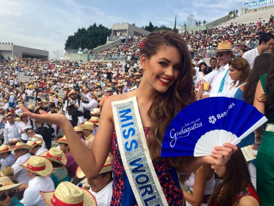 Miss World Mexico 2016 will take place next month where the winner will represent Mexico at Miss World 2016