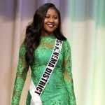 Maseray Swarray,Siera Leone is one of the Miss International 2016 contestants